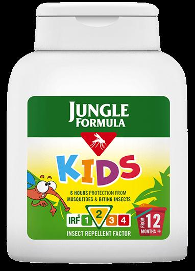 Jungle Formula Kids